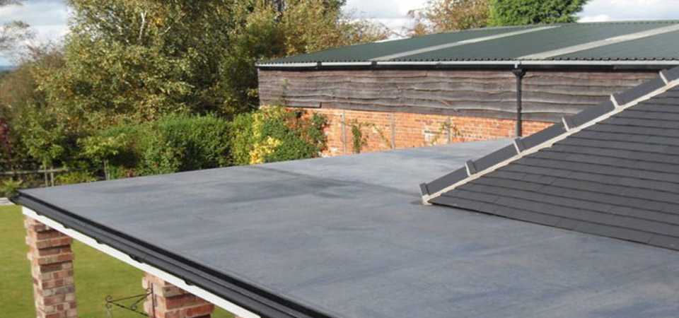 Flat Roofing Empire Roofing