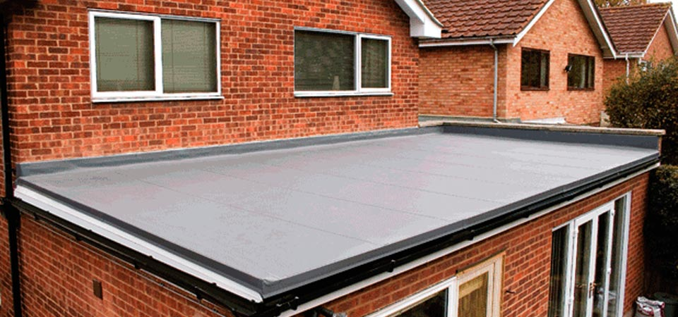flat-roofing image